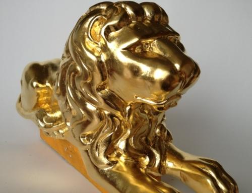 Gouden leeuw